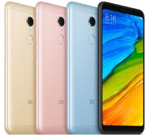 Harga Dan Spesifikasi Xiaomi Redmi 5